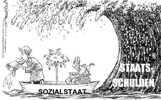 Sozialstaat Probleme