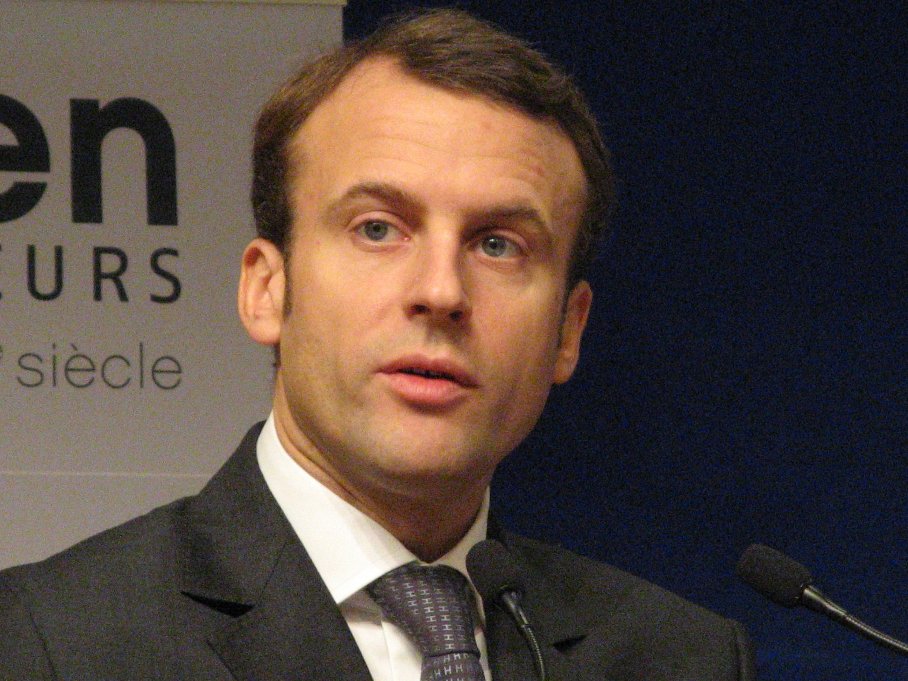 Wahl-Endspurt in Frankreich: Grosse Mehrheit für Macron erwartet