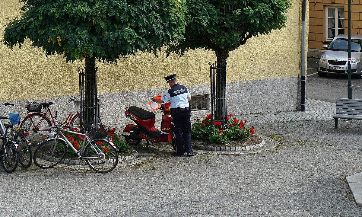 Freiburg Ordnungswidrigkeit