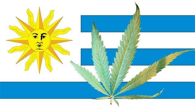 Uruguay Kontinent
