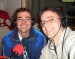 Dominik und Dieter von der Schwulen Welle 2006