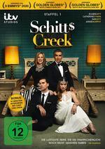 Schitt's Creek DVD-Cover