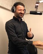 Nico Alesi im Studio