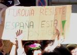 Solidaritätsbekundungen - Foto: RDL/PE