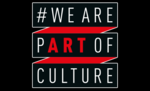 We Are Part Of Culture Logo