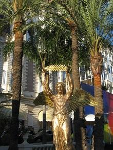 Cannes Film Festival Palm Palmen