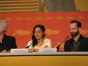 Cannes Paterson Jarmusch Premiere