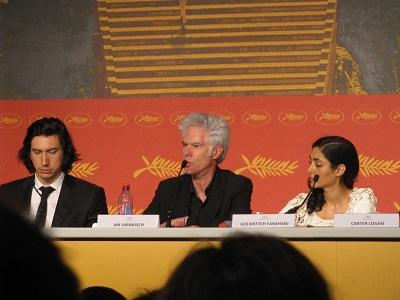 Jim Jarmusch Paterson Cannes Premiere Film Festival 2016