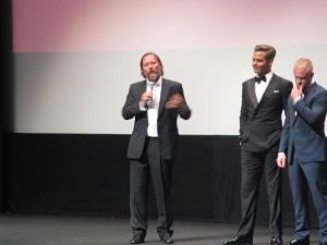 Cannes Hell or high water Film Festival Premiere 2016