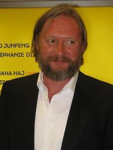 David Mackenzie Cannes