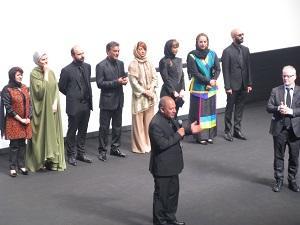 Cannes Varoonegi Festival 2016 Behnam Behzadi