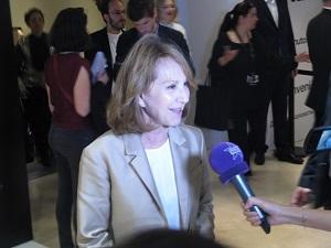 Cannes Xavier Doland Nathalie Baye Juste la fin du monde Premiere