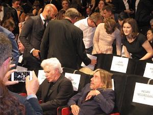 Cannes Jim Jarmusch Iggy Pop Gimme Danger Premiere Festival de Film 2016