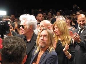 Jim Jarmusch Iggy Pop Festival de Cannes Premiere of the film Gimme danger
