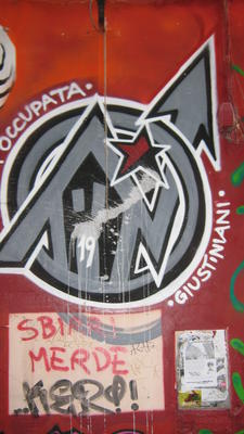 Squat Graffity Genua