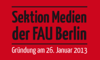 Mediensektion der FAU