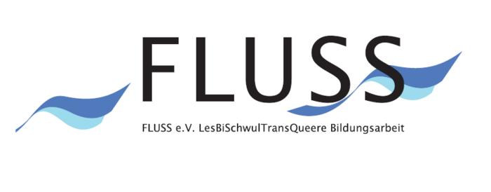 """FLUSS e.V. - der Verein für """"LesBiSchwulTransQueere Bildungsarbeit"""""""