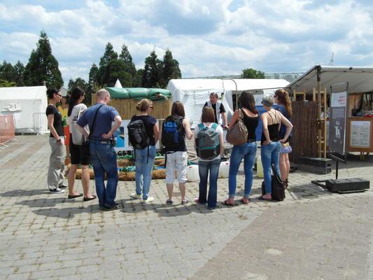 Ärzt ohne Grenzen Camp in Freiburg