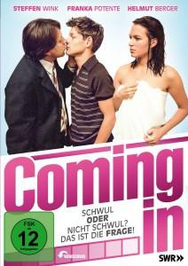 Coming In DVD Cover