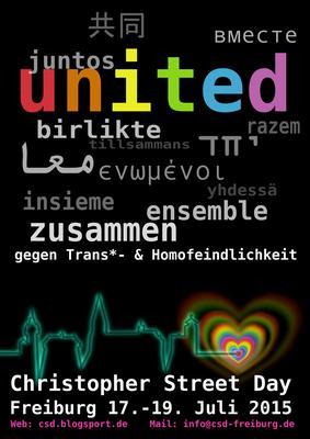 CSD Plakat