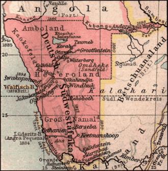 karte von 1904