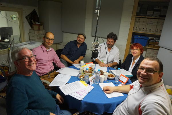 Politiker zu Gast bei Radio RainbowStars