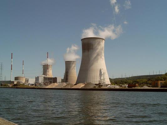 Schrottreaktoren in Tihange