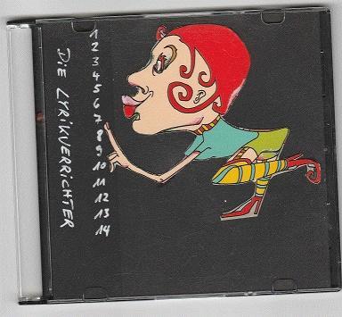 Die Lyrikverrichter Livingroom Productions11/02