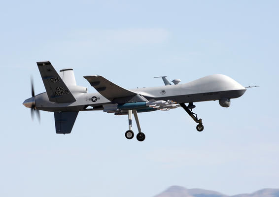 "MQ-9A ""Reaper"" der U.S. Air Force"