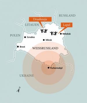 Tschernobyl Karte.Heim Statt Tschernobyl Umsiedlung Und Integration Radio Dreyeckland