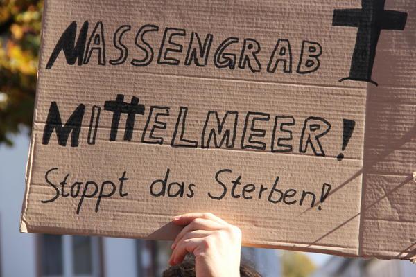 Stoppt das Sterben im Mittelmeer