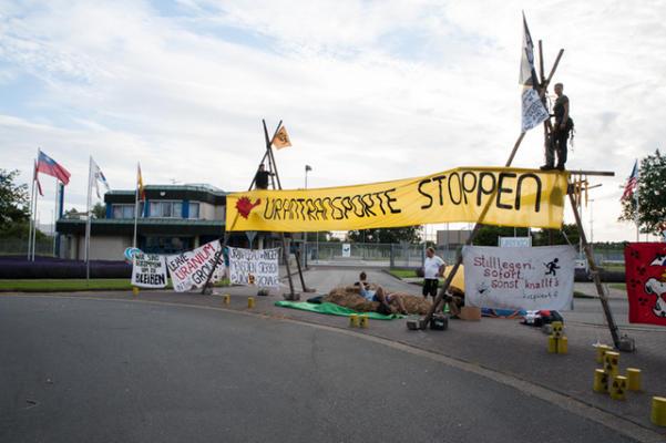 Blokade Gronau