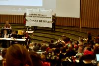 Audimax an der Uni-Freiburg