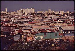 Welcher Stadtteil ist urbaner? San Juan (Puerto Rico), 1973