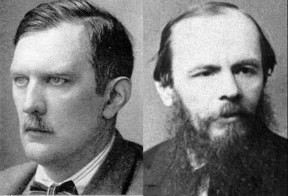 Arthur Moeller van den Bruck und Fjodor Dostojewski