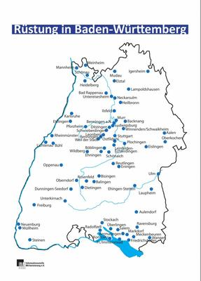 Rüstungsatlas Baden-Württemberg 2017
