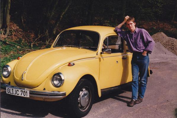 Das Auto ist natürlich älter als 30 Jahre