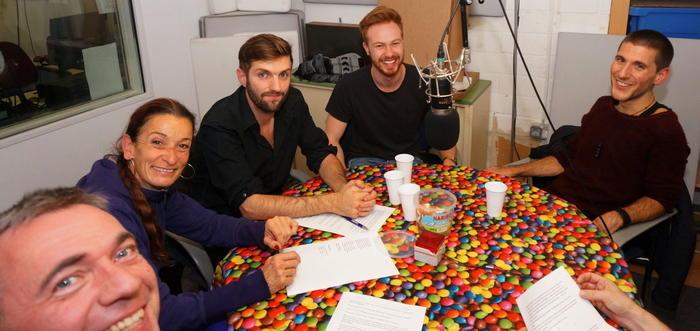 Cast von Yeast Nation im Studio