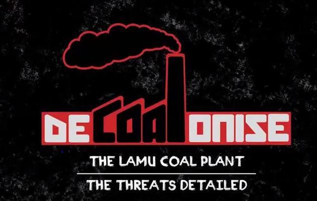 Plakat der Bewegung decoalonize