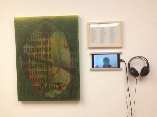 """""""Kaktus"""" ist Teil des Kunstprojekts """"Ruhepuls"""" von Christian Manss"""