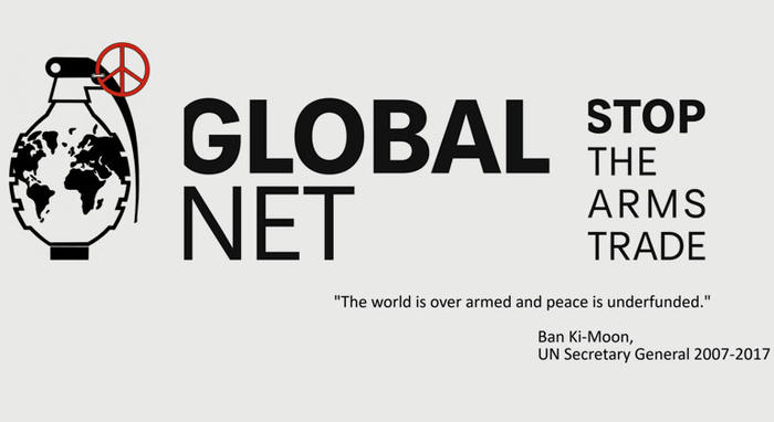 STOP THE ARMS TRADE