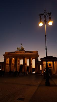 Berlin,Brandenburger Tor