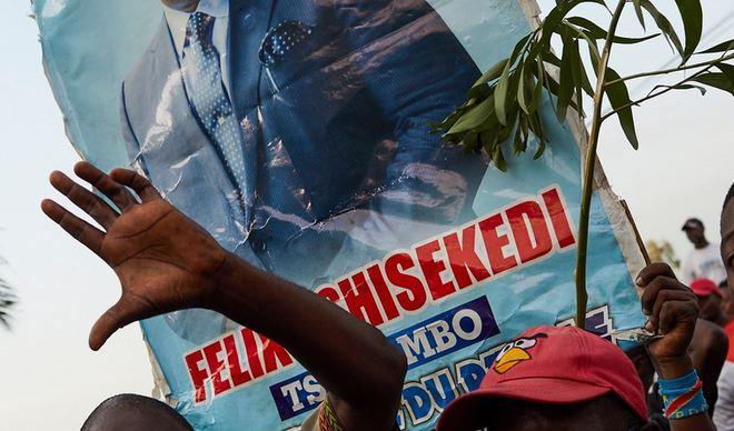 Wahlkompf im Kongo