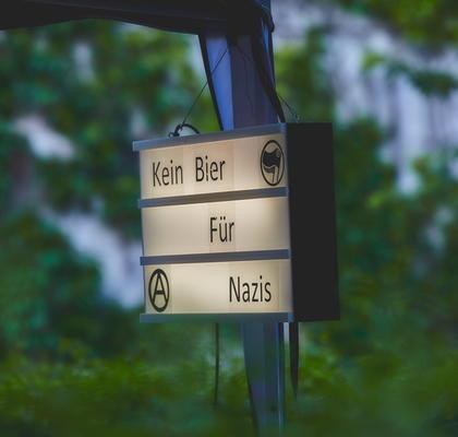 Kein Bier für Nazis - GPN19