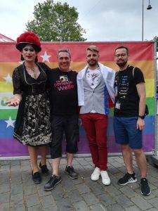 Betty BBQ, Mr. Gay Europe 2019