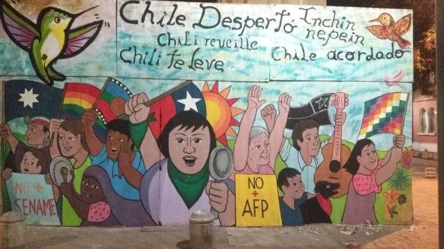 Santiago de Chile 2019