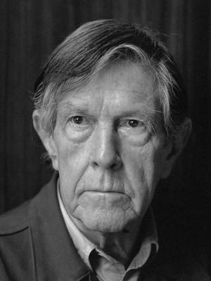 John Cage 1988