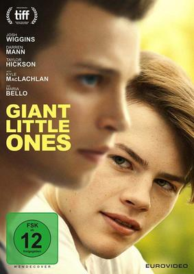 Giant Little Ones Cover