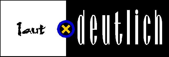 laut&deutlich-Logo