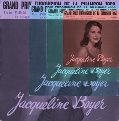 Grand Prix Siegerin 1960